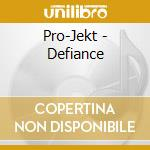 Defiance cd musicale