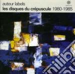 Auteur Labels: Les Disques Du Crepuscule 1980-1985 cd musicale di Artisti Vari