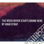 The week never starts round here cd musicale di Strap Arab