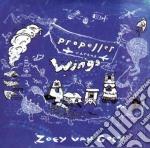 (LP VINILE) Propeller versus wings lp vinile di ZOEY VAN GOEY