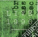 Live 1990 cd musicale di Present Wedding