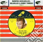 Memphis Rockabillies - Memphis Rockabillies,hillbillies & Honky cd musicale di Rockabillies Memphis