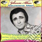 Johnnie Allan - Louisiana Man cd musicale di Allan Johnnie