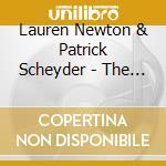 Lauren Newton & Patrick Scheyder - The Lightness Of Hearing cd musicale di NEWTON / SCHEYDER