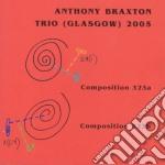 TRIO (GLASGOW) 2005 cd musicale di BRAXTON ANTHONY