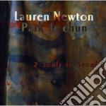 Lauren Newton/park Je Chun - 2 Souls In Seoul cd musicale di NEWTON LAUREN /PARK