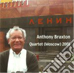 Anthony Braxton - Quartet Moscow 2008 cd musicale di BRAXTON ANTHONY