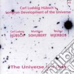 Hubsch / Schubert / Wierbos - The Universe Is A Disk cd musicale di HUBSCH/SCHUBER