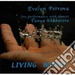 Evelyn Petrova - Living Water cd musicale di PETROVA EVELYN