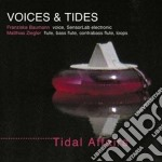 Voices & Tides - Tidal Affairs cd musicale di Voices & tides