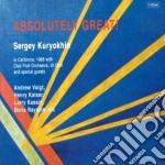 IN CALIFORNIA 1988                        cd musicale di KURYOKHIN SERGEY