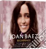 Joan Baez - Beginnings cd musicale di Joan Baez