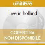 Live in holland cd musicale di Varukers