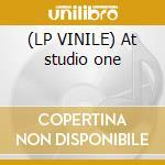 (LP VINILE) At studio one lp vinile di Spear Burning