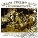 Delta swamp rock 2 cd cd musicale di Artisti Vari
