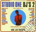 Studio One Djs 2 cd musicale di ARTISTI VARI