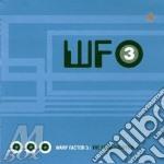 Warp factor 3 cd musicale di Artisti Vari