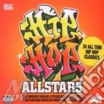 Hip hop allstars cd musicale di Artisti Vari