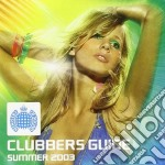 Various - Clubber'S Guide Summer 2003 cd musicale