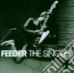 Feeder - The Singles cd musicale di FEEDER