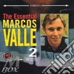 The essential cd musicale di Marcos Valle