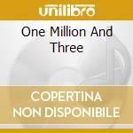 ONE MILLION AND THREE cd musicale di Jabr Al