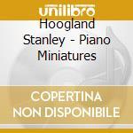 Piano miniatures cd musicale di Alkan