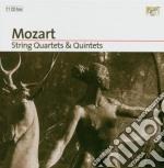 Quartetti e quintetti per archi cd musicale di Wolfgang Amadeus Mozart
