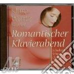 Wurtz Klara - Romantischer Klavierabend cd musicale di Miscellanee