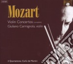 Mozart - Violin Concertos (2 Cd) cd musicale