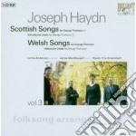 Scottish songs vol. 3 cd musicale di Haydn franz joseph