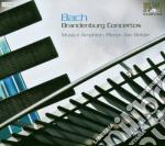 Brandenburg concertos cd musicale di Bach