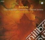 Brahms Johannes - Musica Da Camera Per Clarinetto  (2 Cd) cd musicale di Brahms