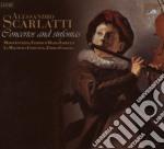 Scarlatti Alessandro - Concerti Per Flauto - Sinfonie  (2 Cd) cd musicale