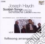 Haydn- Arrangiamenti Di Canti Popolari V cd musicale
