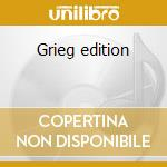 Grieg edition cd musicale
