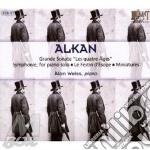 Sonate cd musicale di Alkan