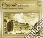 Clementi Muzio - Integrale Delle Sonate, Vol.2 - Sonate Giovanili  (3 Cd) cd musicale di Clementi