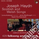 Scottisch songs complete cd musicale di Haydn franz joseph