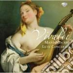 Vivaldi Antonio - Concerti Per Mandolino E Liuto cd musicale di Antonio Vivaldi