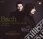 Musica da camera per traversiere cd musicale di Bach
