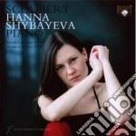 Schubert Franz - Hanna Shybayeva cd musicale di Franz Schubert