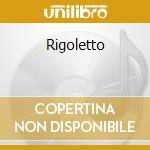 Rigoletto cd musicale di Verdi
