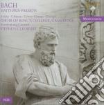 Bach Johann Sebastian - Passione Di San Matteo Bwv 244  (3 Cd) cd musicale di Bach