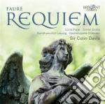 Fauré Gabriel - Requiem cd musicale di Gabriel Faur+