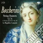 String quintets vol. ix cd musicale di Luigi Boccherini