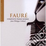 Complete piano works cd musicale di Gabriel Faur+