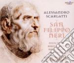 San Filippo Neri (2 CD)  cd musicale di Alessandro Scarlatti