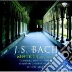 Bach J.S. - Mottetti Bwv 225-230 cd musicale di Johann Sebastian Bach