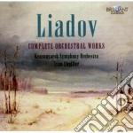 Lyadov Anatol - Integrale Delle Opere Orchestrali cd musicale di Anatol Lyadov